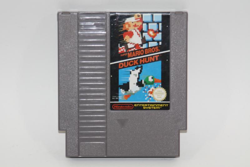Super Mario Bros / Duck Hunt (FRA)