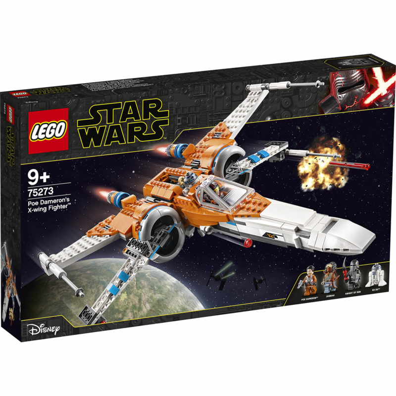 LEGO Star Wars: Poe Dameron's X-wing Fighter - 75273 (NEW)