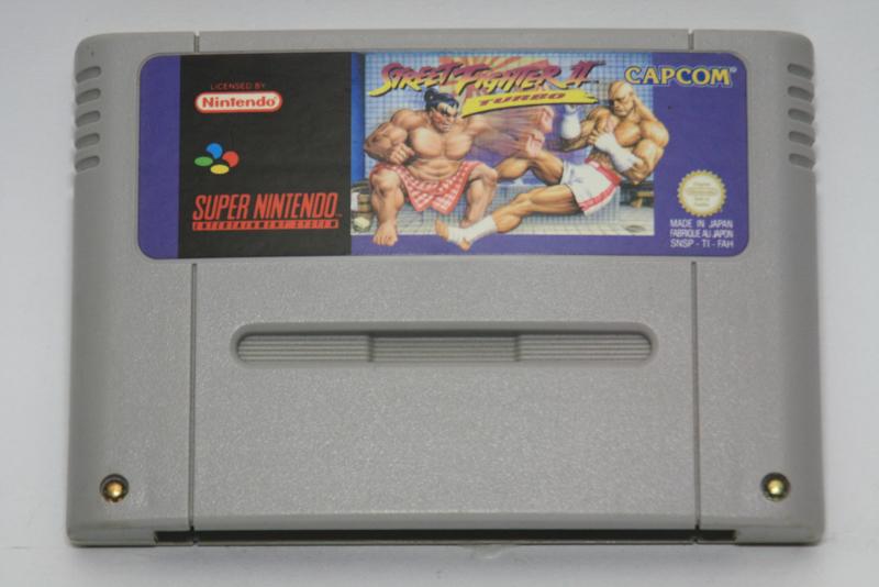 Street Fighter II Turbo (FAH)