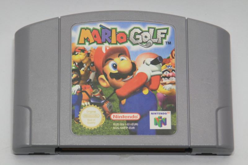 Mario Golf (EUR)