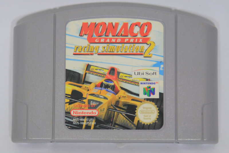Monaco Grand Prix Racing Stimulation 2 (FAH)