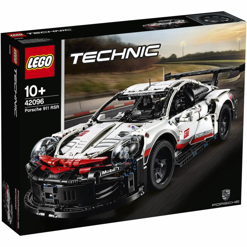 LEGO Technic: Porsche 911 RSR - 42096 (NEW)