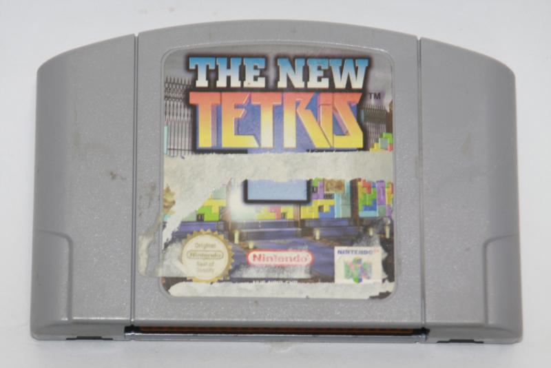 The New Tetris ( Bad Label )