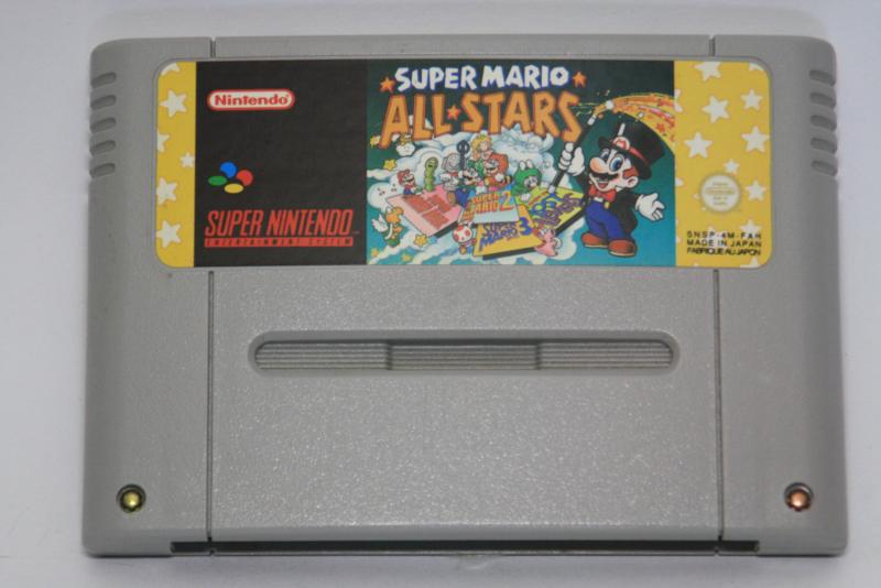 Super Mario All Stars (FAH)