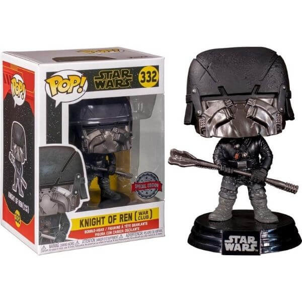 Star Wars Funko Pop! Vinyl: Knight Of Ren Special Edition (NEW)