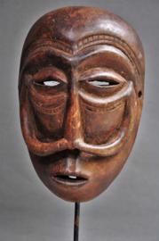 Older, facial mask of the WAREGA tribe, D.R. Congo, approx. 1970