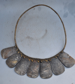 Tribale halsketting, PALANPAGANG IFUGAO, Filipijnen, laat 20e eeuw (codeAA)