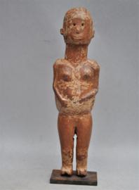 Zeldzaam en zéér oud altaarbeeldje, SUKUMA, Tanzania, 1900 - 1920