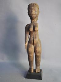 Zéér oud altaarbeeld van de ANLO/EWE, Togo, 1940-1950