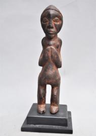 Very old tribal statue, YAKA, ZOMBO, NKANU, DR Congo, 1850-1900