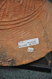 Mega grote terra cotta zuil van de BURA stam, Niger, leeftijd onbekend