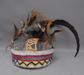 Headgear of the IFUGAO, Luzon, Philippines, 2nd half of the 20th century