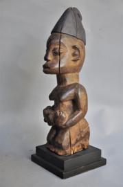 Oude IBEDJI materniteit, YORUBA, Nigeria, ca. 1960