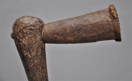 Uiterst zeldzaam!! Hamer van de pygmeeën, DR Congo, ca. 1900