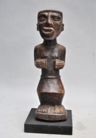Uiterst zeldzaam tribaal voorouderbeeld, MPUTU, DR Congo, 1920-30