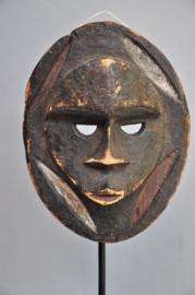 Older passport mask, EKET, Nigeria, 2nd half 20th century