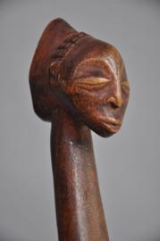 Zeldzaam! Oude tribale lepel van de HEMBA, DR Congo, 1920-40