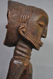 Mega groot mannelijk SINGITI beeld vd HEMBA stam, Congo, ca. 1970