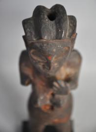 Oud fetish beeld  van de TEKE, DR Congo, 1940-50