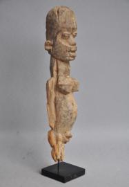 Oud tribaal beeld, BATEBA TI PWO,  LOBI, Burkina Faso, ca 1950