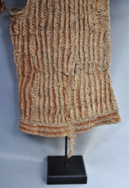 Museum stuk! JPEA pak van de ASMAT, Papoea Nieuw Guinea, 1920-1950
