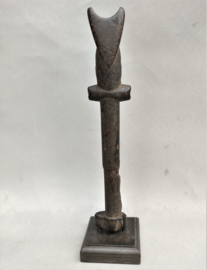 Zéér oude authentieke fluit, MOSSI spectrum, Ghana, 1880 - 1920