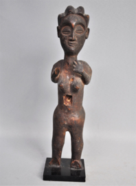 Old fetish statue of the TEKE, DR Congo, 1940-50