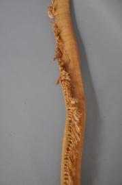 Betaalmiddel van geweven raffia, BABUNDA stam, DR Congo, 1e helft 20e eeuw