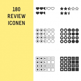 180 REVIEW ICONEN