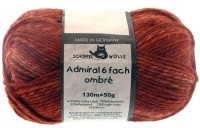 admiral ombre