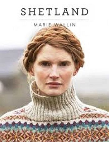 SHETLAND Prachtig boek van Marie Wallin