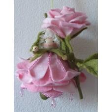 Roze Rozen Hangertje