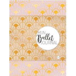 Bullet Journal / Art Journal boekje - Mijn Bullet Journal Roze dotted