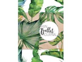 Bullet Journal / Art Journal boekje - Mijn Bullet Journal Botanisch dotted