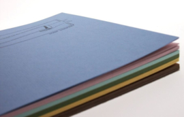 A5 Oefenblok Handlettering - Pastelkleuren