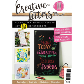 Creative Letters - nr 11