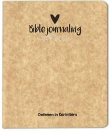 Bible Journaling Werkboekje - Korintiërs