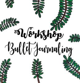 Workshop Bullet Journaling - Eigen tijd & locatie -                                                €24,50