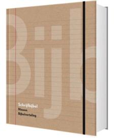 Schrijfbijbel NBV - Bible Journal Bijbel