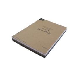 Karton kraft gemixt 220 gram A5 formaat Joy!Crafts - 3x20 Vellen bruin, zwart, wit