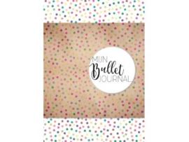 Bullet Journal / Art Journal boekje - Mijn Bullet Journal Stip dotted