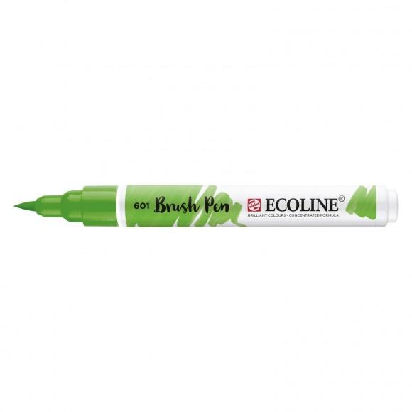 Brush pen Ecoline Lichtgroen (601) - 1 stuk