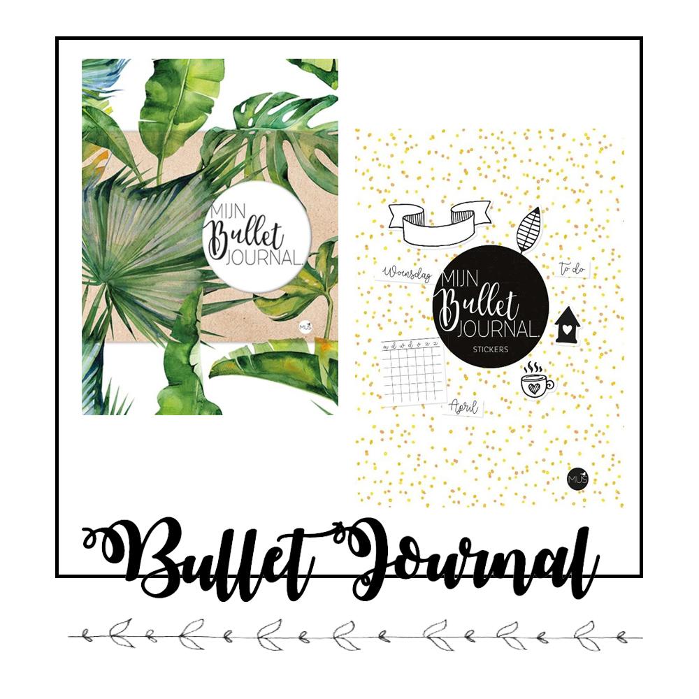 Bullet Journaling Boekjes kopen? Klik hier!