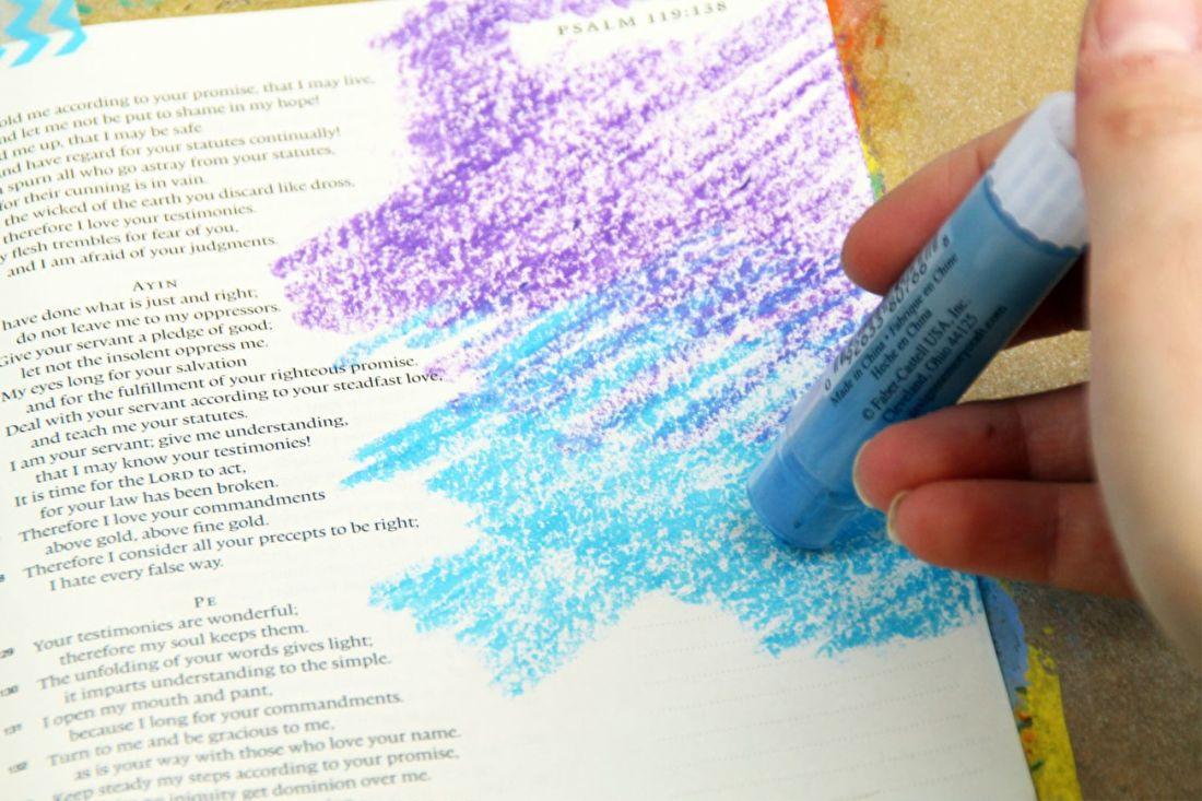 Bible Journaling Materialen - Faber Castell Gelatos.jpg