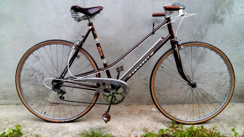 Peugeot PE46 damesracer (Sorry net verkocht)