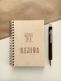 Notes of a genius - small