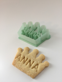 Grote cookie cutter