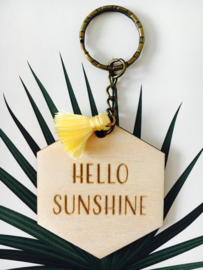 Hello sunshine - zeshoek
