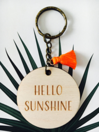 Hello sunshine - rond