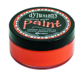 Ranger Dylusions Paint 59 ml - tangerine dream DYP50995